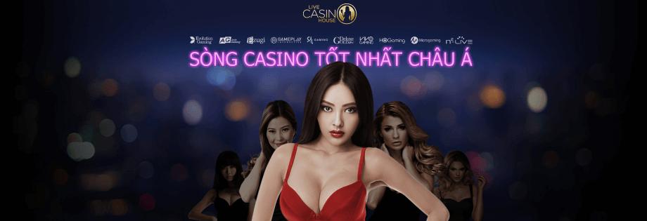 Live Casino House - Đại lý trực tiếp